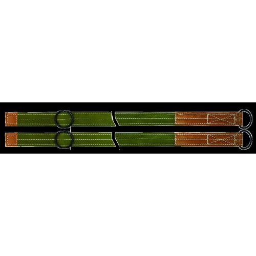 965Посторонки х/б двойные 40 мм (пара)